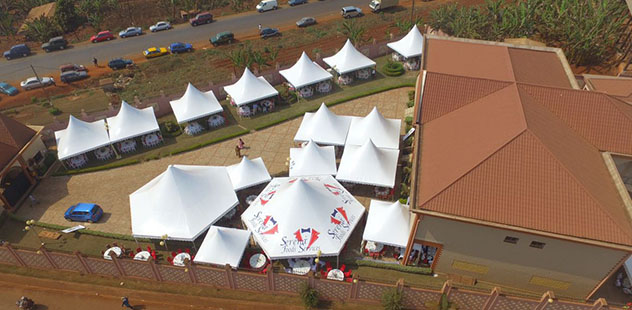 3m 4m 5m 6m Pagoda Tent